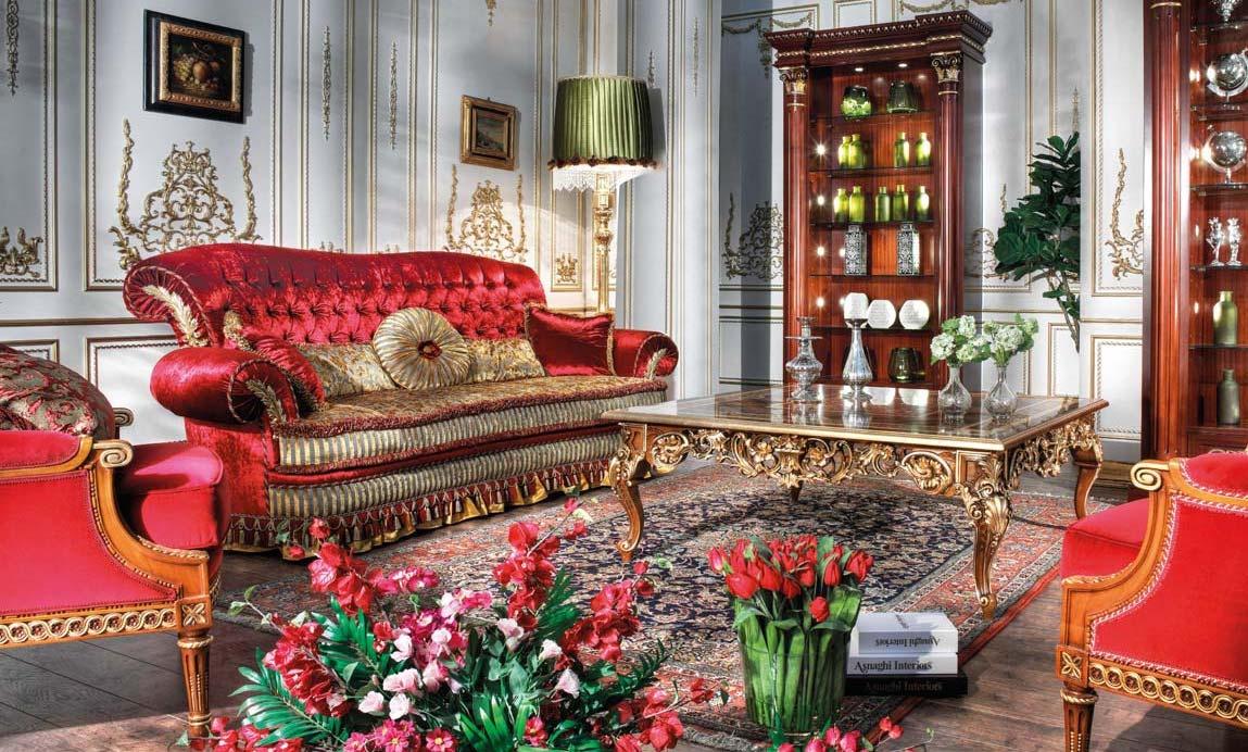 Фото дизайна в венецианском стиле